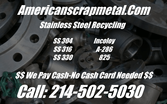 scrapstainlesssteelrecycling